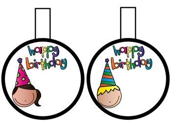 Birthday Necklace