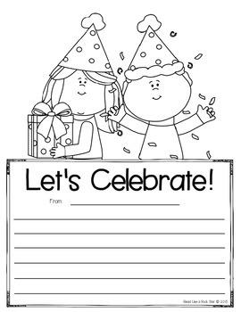Birthday Notes Freebie