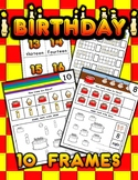 Birthday Numbers Counting Activities