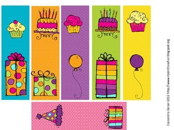 Birthday Pack Extravaganza (Everything You Need to Celebrate Birthdays)