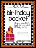 Birthday Packet