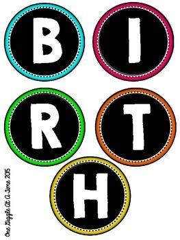 Birthday Palooza! Birthday Bundle