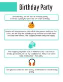 Birthday Parties-Social Narrative