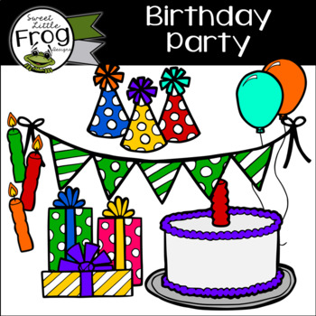 Birthday Party Extras