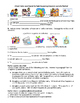 Birthday Party Final Exam (Realidades 1/B Ch. 5A)
