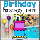 Birthday Party Preschool Pack