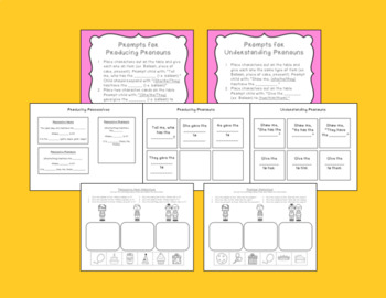Birthday Party Pronouns and Possessives