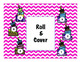 Birthday Cake Math: Roll, Count, Add & Record Math Center
