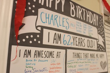 Printable Fill-in-the-blank Birthday Poster