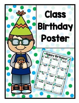 Birthday Poster