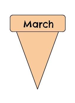 Birthday Posters: Ice creams
