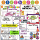 Birthday Board- Editable