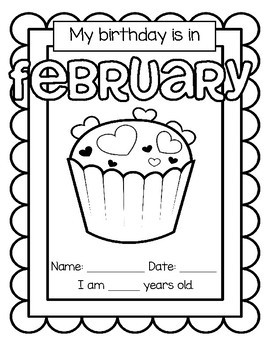 Birthday Posters to Decorate by the Month - a Creative Celebration Activity