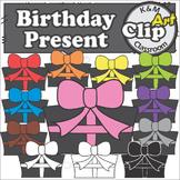 Birthday Present - Clip Art