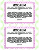 Birthday Reminder Note