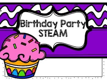 Birthday STEAM