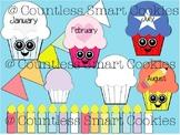 Birthday Clipart Bundle {18 pieces}