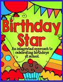 Back to School: Class Birthdays