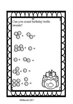Birthday Troll Package