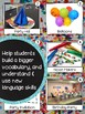 Birthday Vocabulary Photo Flashcards
