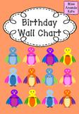 Birthday Wall Chart Decorations