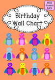 Birthday Wall Chart Decorations