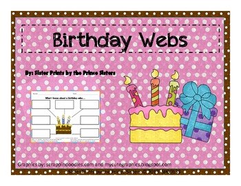 Birthday Webs