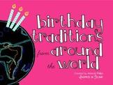 Birthdays Around the World Pack