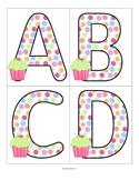 Birthdays Alphabet - FREE