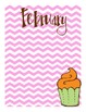 Birthdays are Sweet!  Chevron and Cupcakes Theme