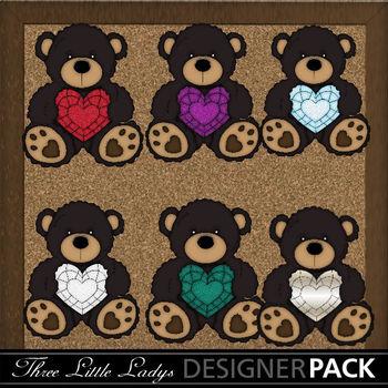 Birthstone Bears Boys 1