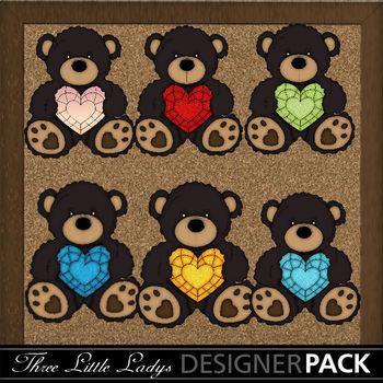 Birthstone Bears Boys 2