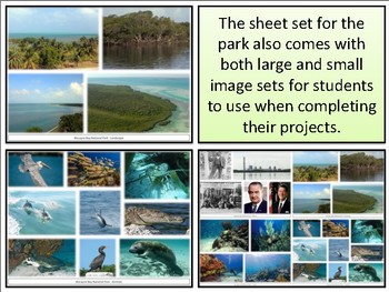 Biscayne Bay National Park : Project Materials
