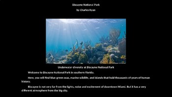 Biscayne National Park PowerPoint