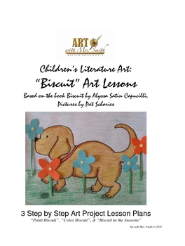 Biscuit: Children's Lit. Art Lesson