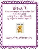 Biscuit Comprehension Pack