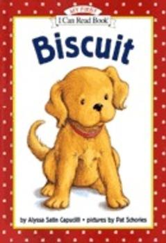 Biscuit Literacy Unit