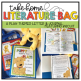 Biscuit Take-Home Literature Bag {Puppy Wants to Play}