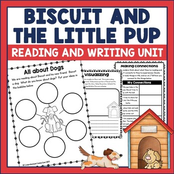 Biscuit and the Little Pup Book Companion