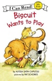 Biscuit wants to Play Literacy Unit
