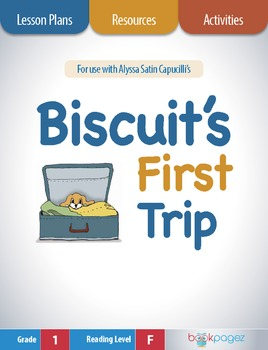 Biscuit's First Trip Lesson Plans & Activities Package, Fi