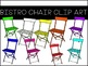 Bistro Chair Clip Art