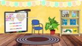 Bit Emoji Virtual Classroom {Preschool/Pre-K/Early Kindergarten}