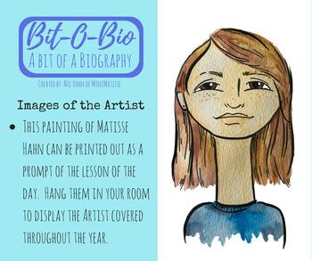Bit-O-Bio, Matisse Hahn