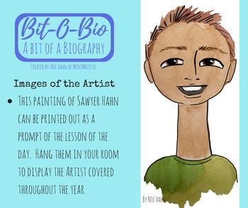 Bit-O-Bio, Sawyer Hahn