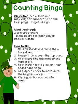 Bit Of Gold St. Patrick's Day 1st Grade Math Centers Pack