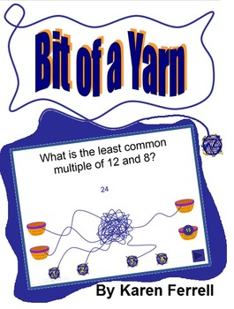Bit of a Yarn (PowerPoint Game Template)