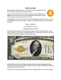 Bitcoin Student Handouts
