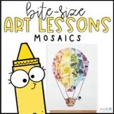 Bite-Size Art Lessons - Mosaics