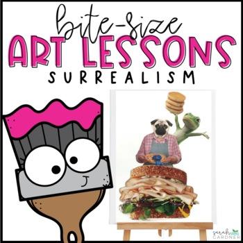 Bite-Size Art Lessons - Surrealism